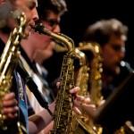 Adam Jackson + Saxophone section